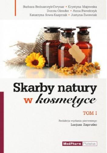Okładka książki Skarby natury w kosmetyce