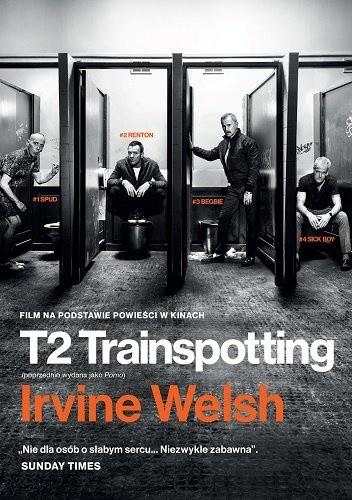 Okładka książki T2 Trainspotting