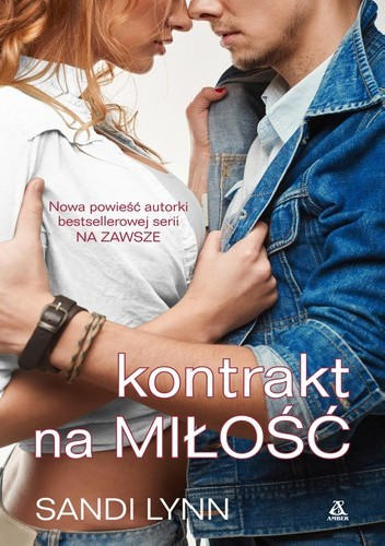 Okładka książki Kontrakt na miłość