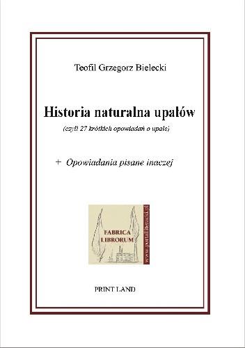 Okładka książki Historia naturalna upałów