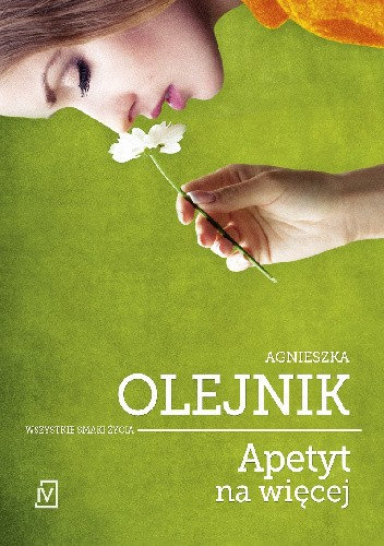 Okładka książki Apetyt na więcej