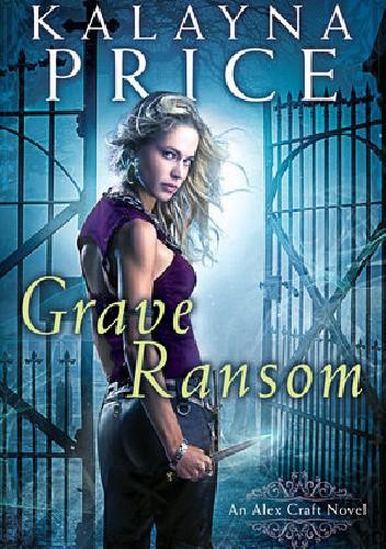 Okładka książki Grave Ransom