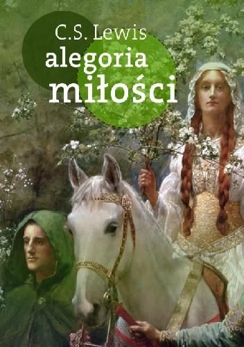 Okładka książki Alegoria miłości