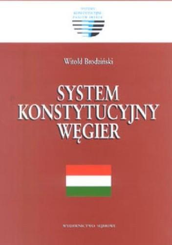 Okładka książki System Konstytucyjny Węgier
