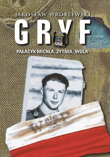 Okładka książki Gryf