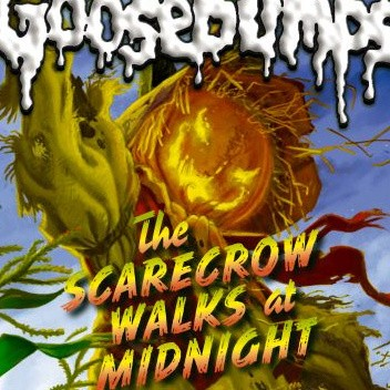Okładka książki The Scarecrow Walks at Midnight