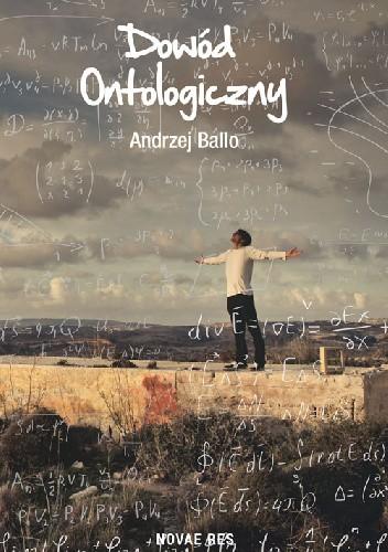 Okładka książki Dowód ontologiczny