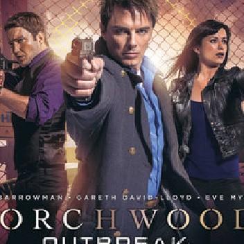 Okładka książki Torchwood: Outbreak
