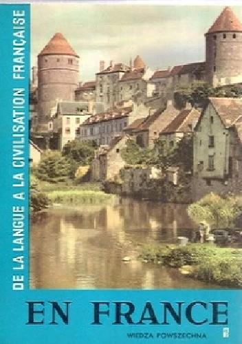 Okładka książki En France