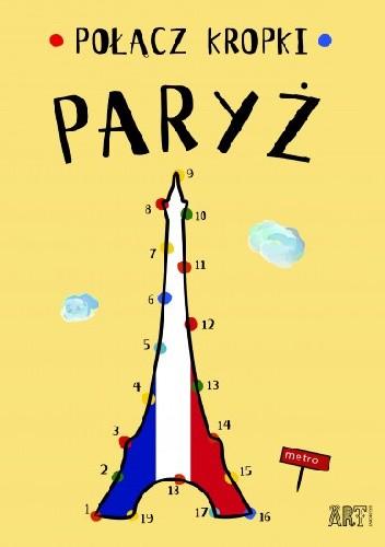 Okładka książki Połącz kropki. Paryż