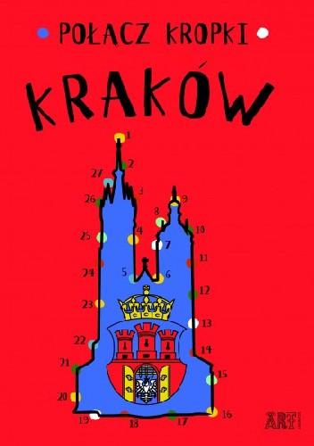 Okładka książki Połącz kropki. Kraków