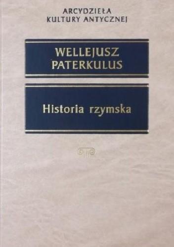 Okładka książki Historia Rzymska