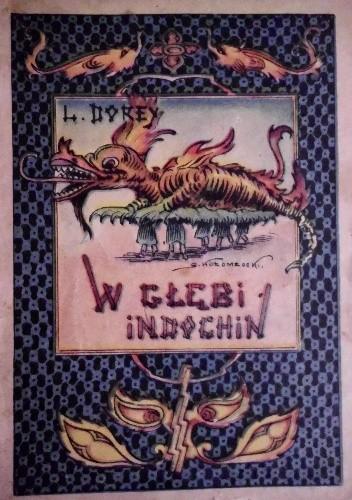Okładka książki W GŁĘBI INDOCHIN