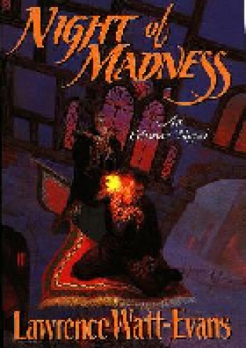 Okładka książki Night of Madness