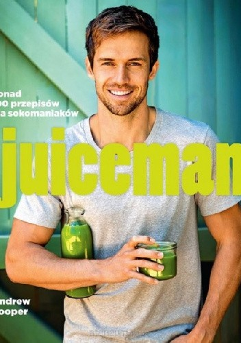 Okładka książki Juiceman