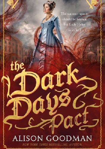 Okładka książki The Dark Days Pact