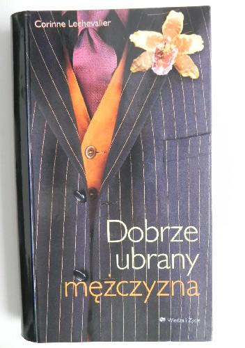 Okładka książki Dobrze ubrany mężczyzna