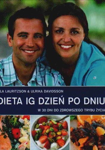 Okładka książki Dieta IG dzień po dniu