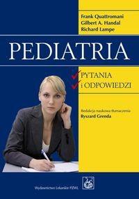 Okładka książki Pediatria. Pytania i odpowiedzi