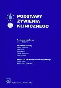 Okładka książki Podstawy żywienia klinicznego