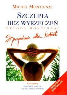Okładka książki Szczupła bez wyrzeczeń specjalnie dla kobiet wyd.iii