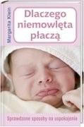 Okładka książki Dlaczego niemowlęta płaczą