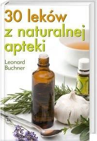 Okładka książki 30 Leków Z Naturalnej Apteki