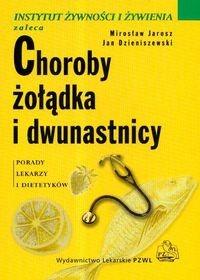 Okładka książki Choroby żołądka i dwunastnicy