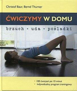 Okładka książki Ćwiczymy w domu