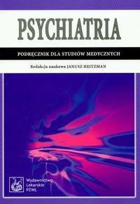 Okładka książki Psychiatria. Podręcznik dla studiów medycznych