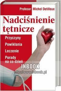 Okładka książki Nadciśnienie tętnicze KDC - Detilleux Michel