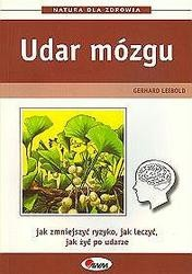 Okładka książki Udar mózgu