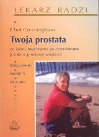 Okładka książki Twoja prostata