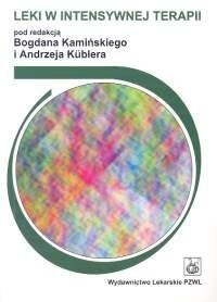 Okładka książki Leki w intensywnej terapii