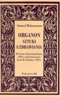 Okładka książki Organom sztuki uzdrawiania