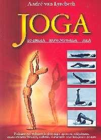 Okładka książki Joga energia równowaga siła