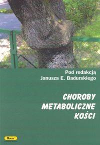 Okładka książki Choroby metaboliczne kości
