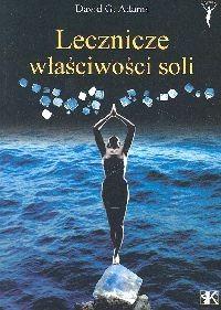 Okładka książki Lecznicze właściwości soli