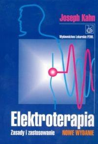 Okładka książki Elektroterapia Zasady i zastosowanie