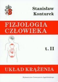 Okładka książki Układ krążenia fizjologia człowieka t.2 - Konturek Stanisław