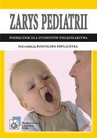 Okładka książki zarys pediatrii - Pawlaczyk Bogusław (red.)