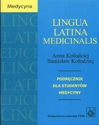 Okładka książki Lingua Latina Medicinalis