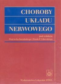 Okładka książki Choroby układu nerwowego