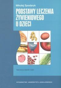 Okładka książki Podstawy leczenia żywieniowego u dzieci