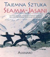 Okładka książki Tajemna sztuka Seamm-Jasani