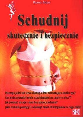 Okładka książki Schudnij skutecznie i bezpiecznie
