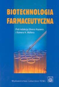 Okładka książki Biotechnologia farmaceutyczna