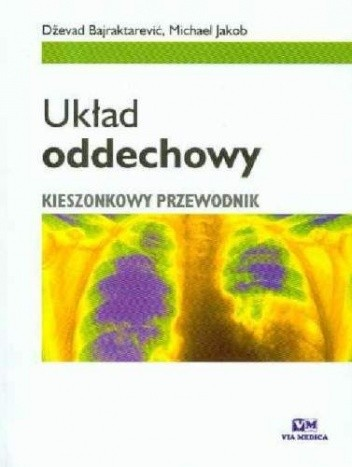Okładka książki Układ oddechowy. Kieszonkowy przewodnik