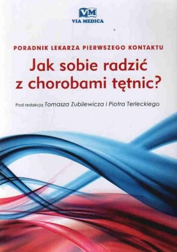 Okładka książki Jak sobie radzić z chorobami tętnic?