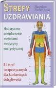 Okładka książki Strefy uzdrawiania